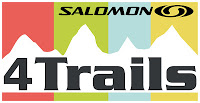 Logo SALOMON 4 TRAILS