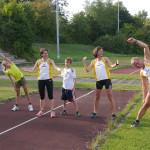 Sportabzeichenaktion 2013