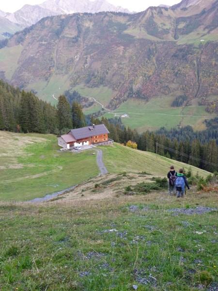 Hüttenwochenende 2012 - Bild 1