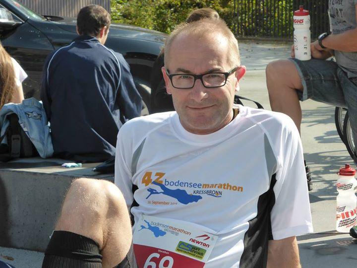 42. Bodensee-Marathon Volker