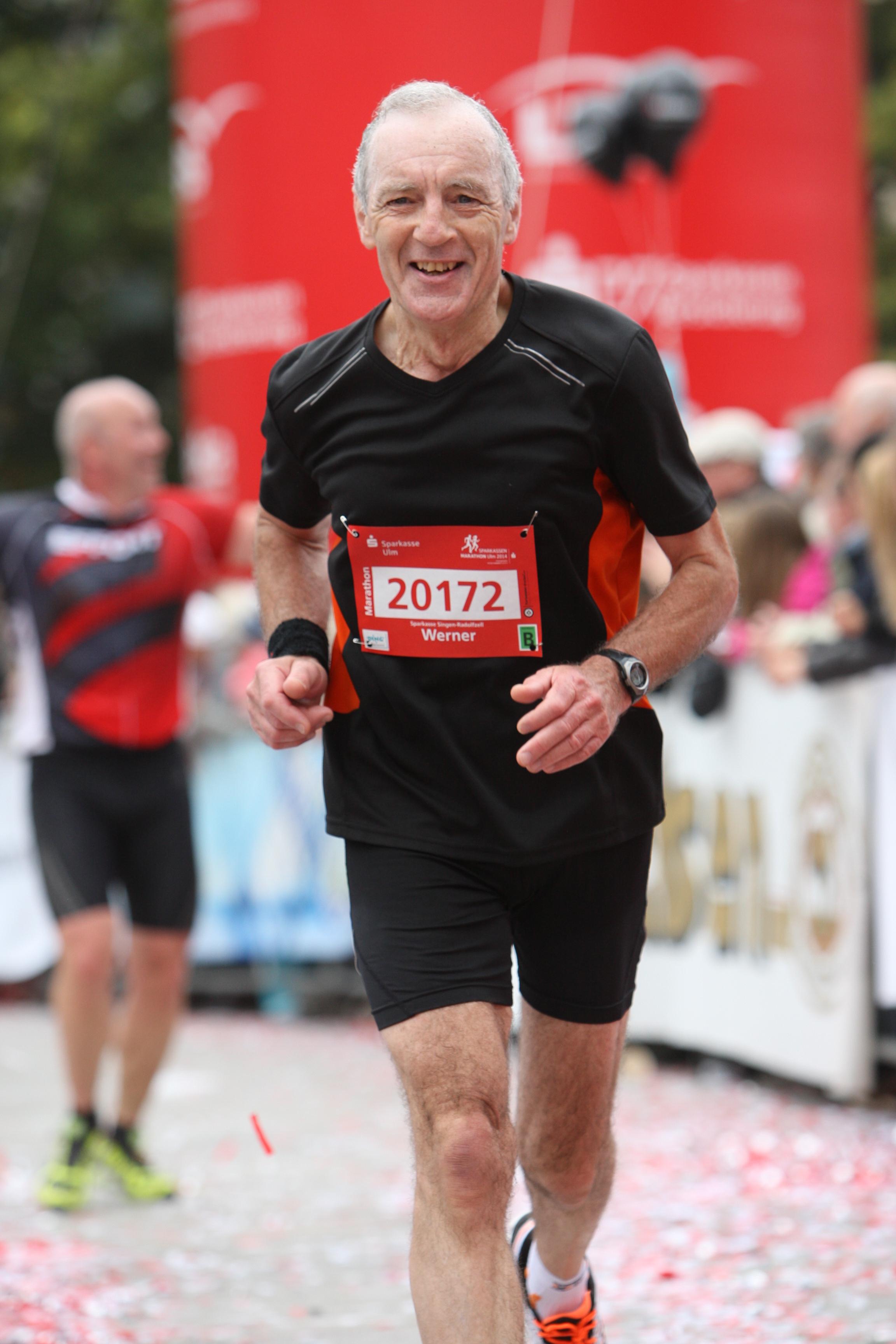 Hirling Sparkasse Einstein-Marathon 2014