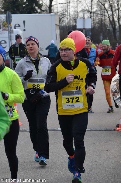 22. Johannesbad Thermen-Marathon Volker